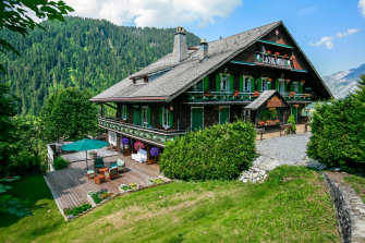 Chalet Chaumiere