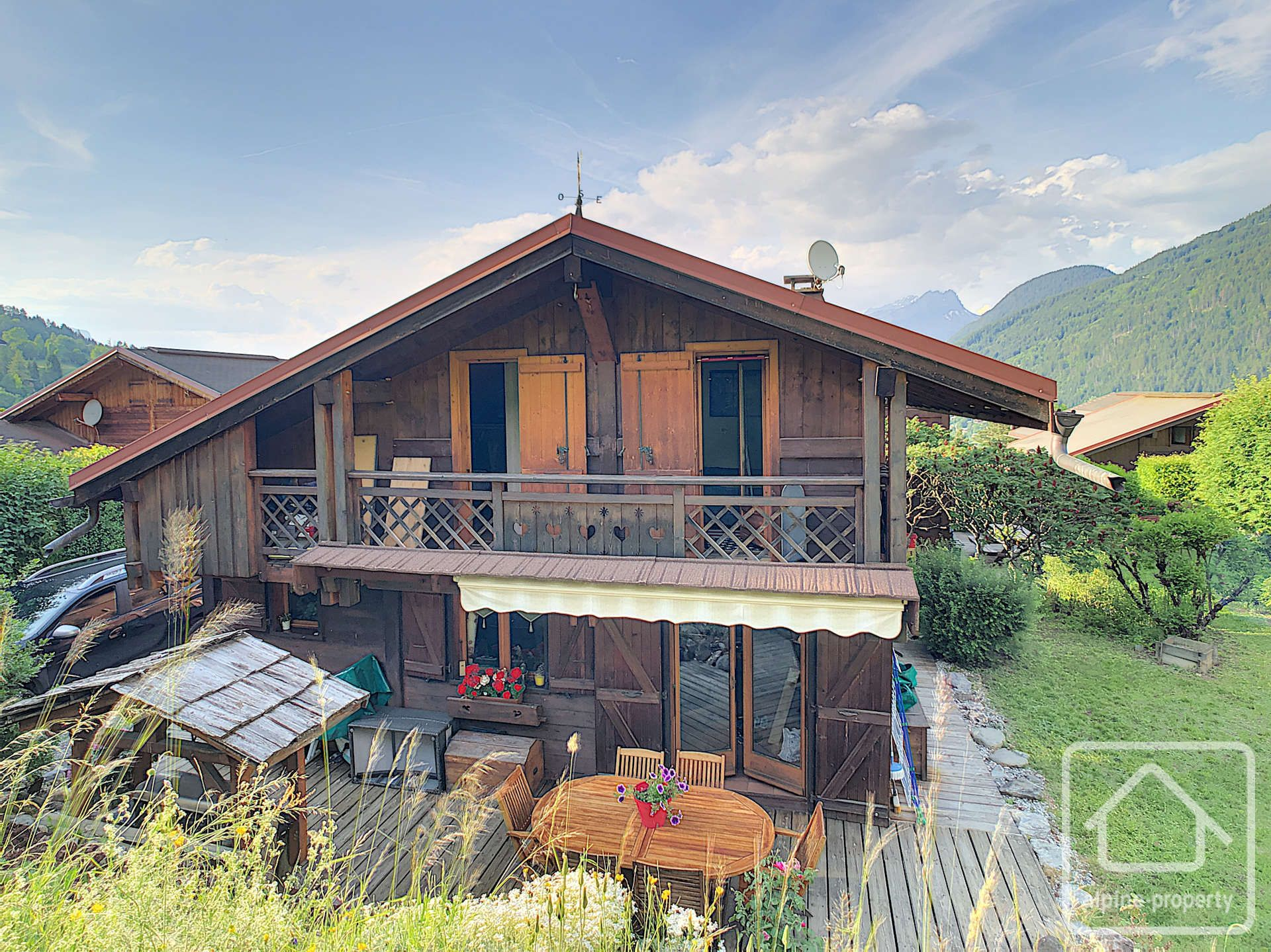 Chalet Combe -