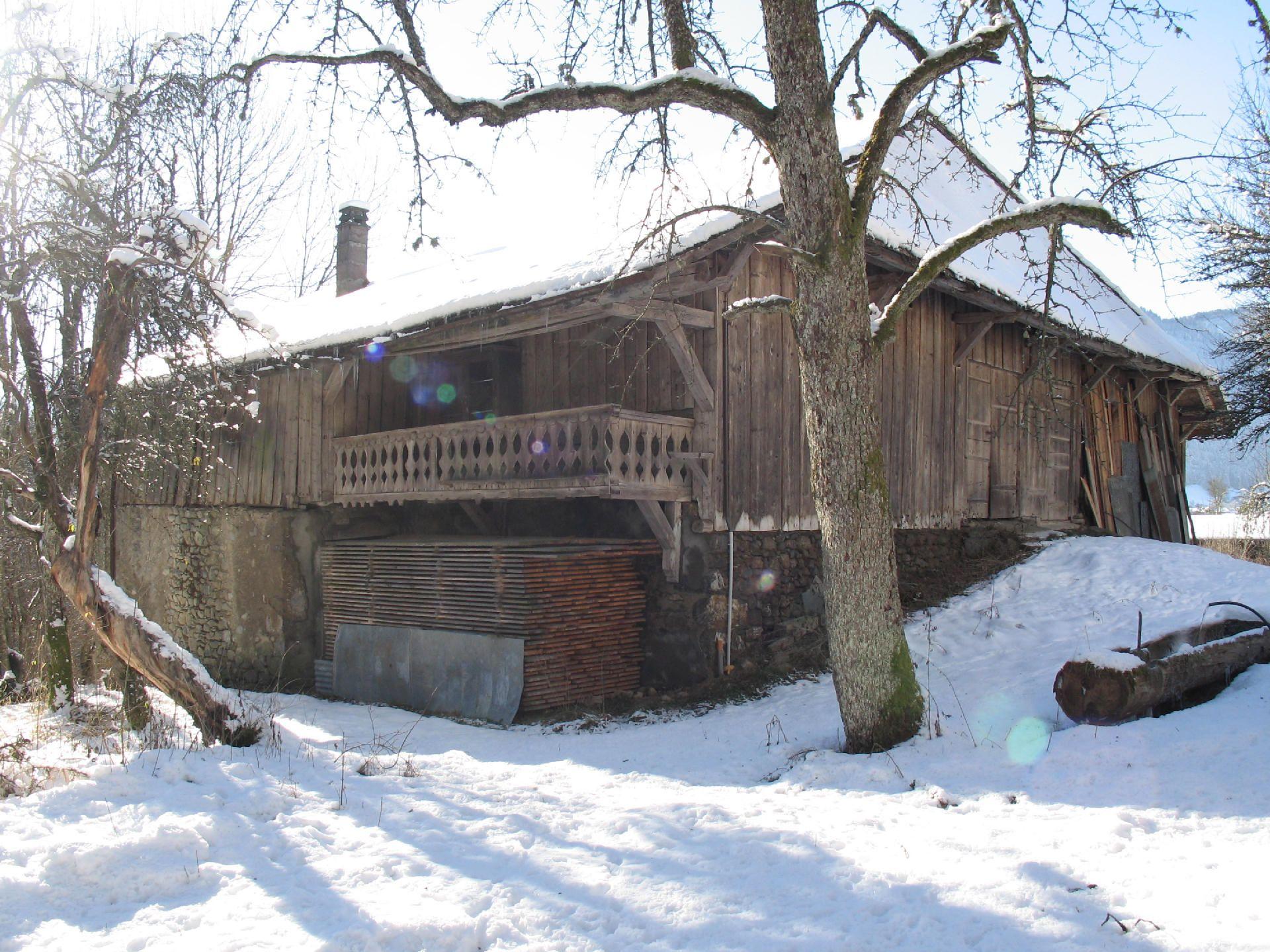 Maison a renover haute savoie maisons pices en vente en - Ferme a renover haute savoie ...